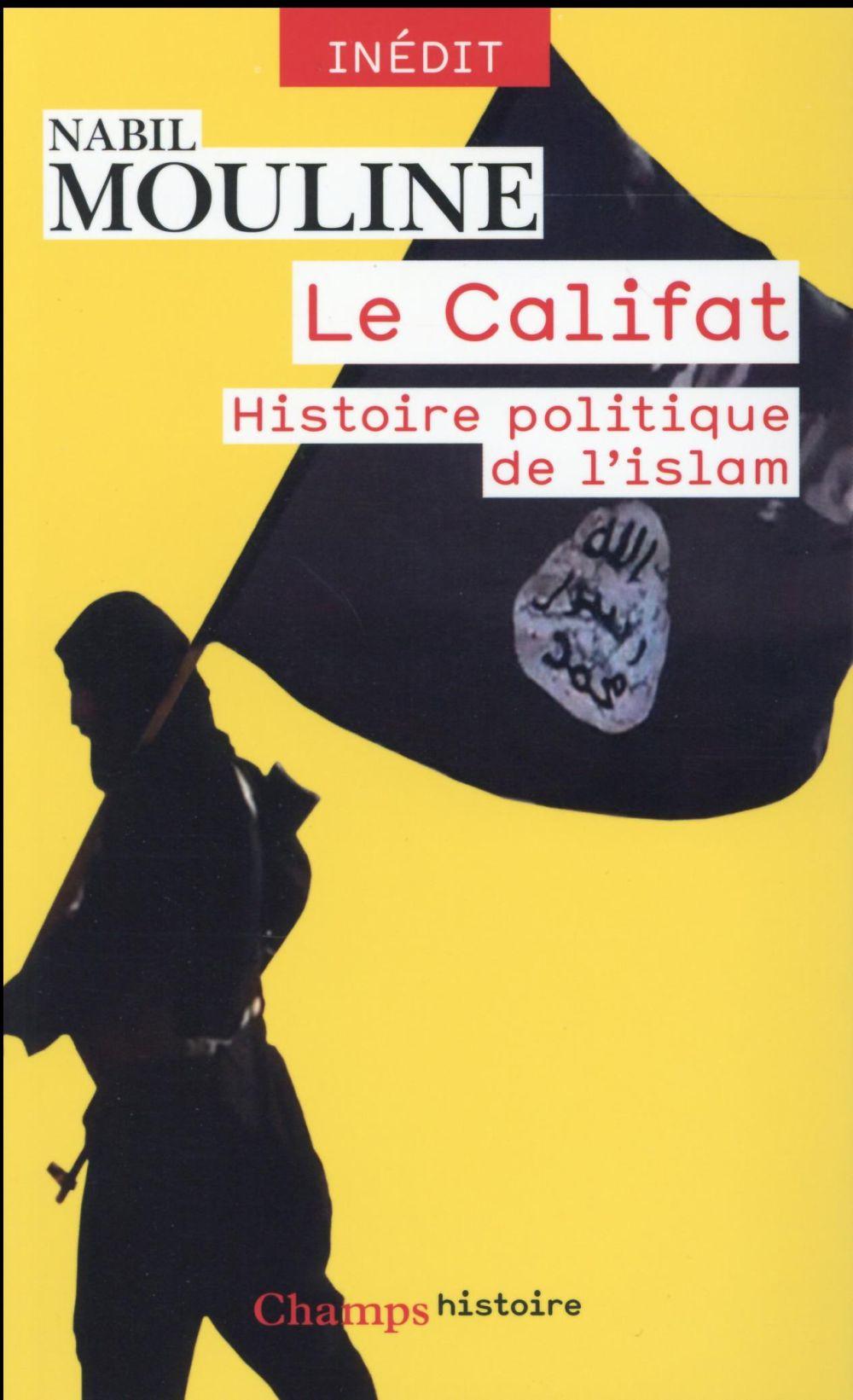 LE CALIFAT  -  HISTOIRE POLITIQUE DE L'ISLAM MOULINE NABIL Flammarion