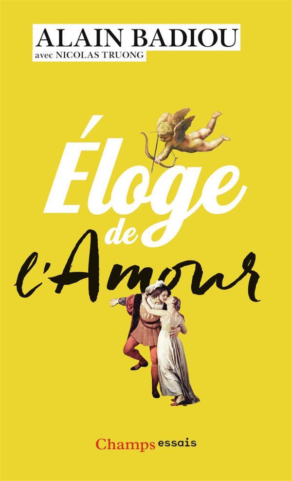 ELOGE DE L-AMOUR