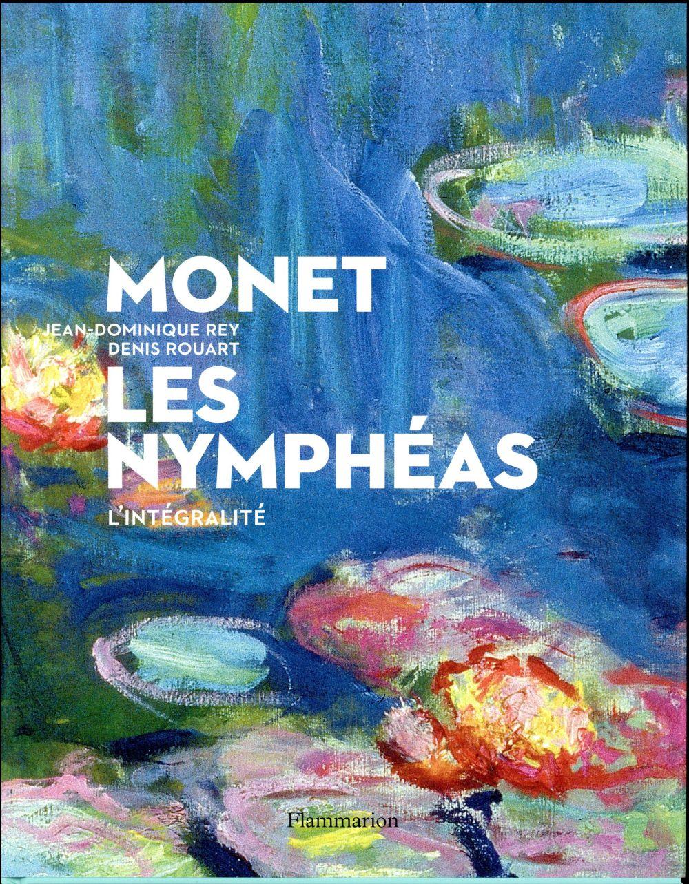 MONET, LES NYMPHEAS