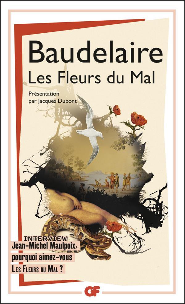 LES FLEURS DU MAL Baudelaire Charles Flammarion