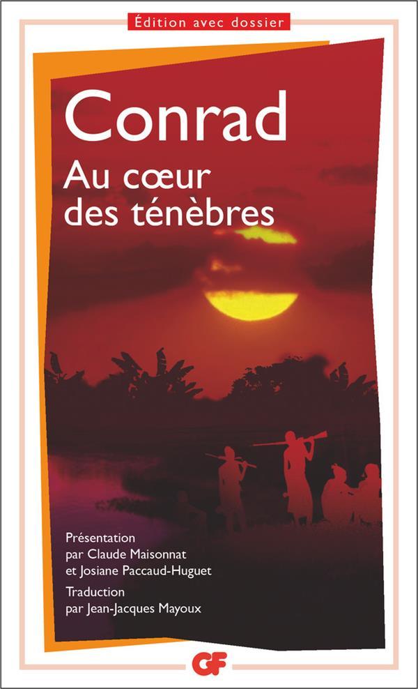 Conrad Joseph - AU COEUR DES TENEBRES