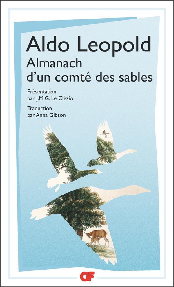 LITTERATURE ET CIVILISATION - ALMANACH D'UN COMTE DES SABLES Leopold Aldo Flammarion
