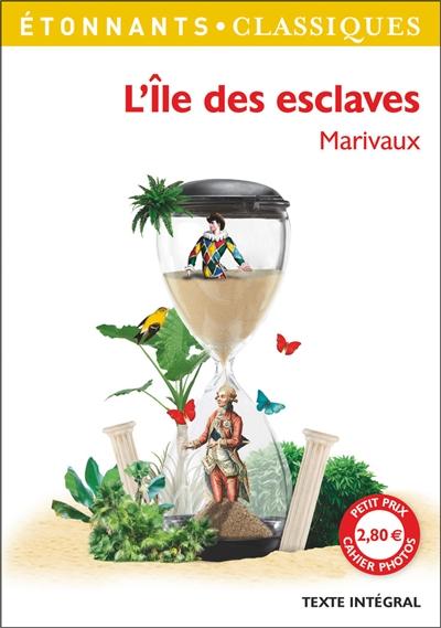 L'ILE DES ESCLAVES Marivaux Pierre de Flammarion