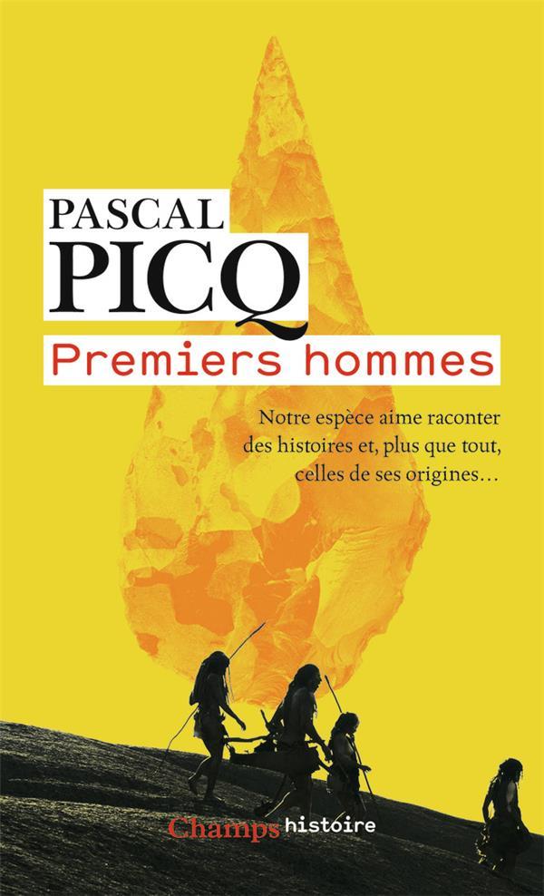 PREMIERS HOMMES PICQ PASCAL FLAMMARION