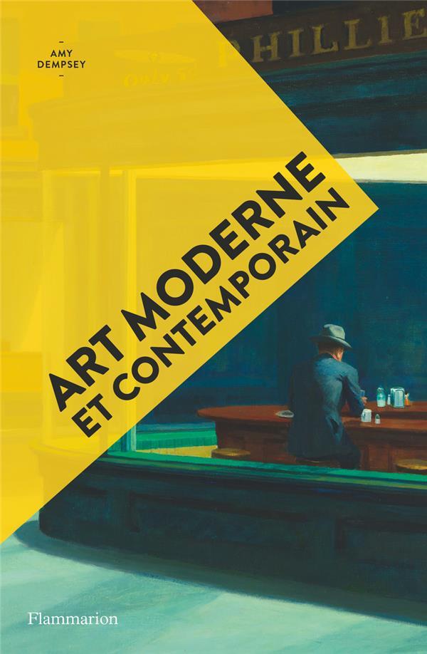 ART MODERNE ET CONTEMPORAIN DEMPSEY AMY FLAMMARION