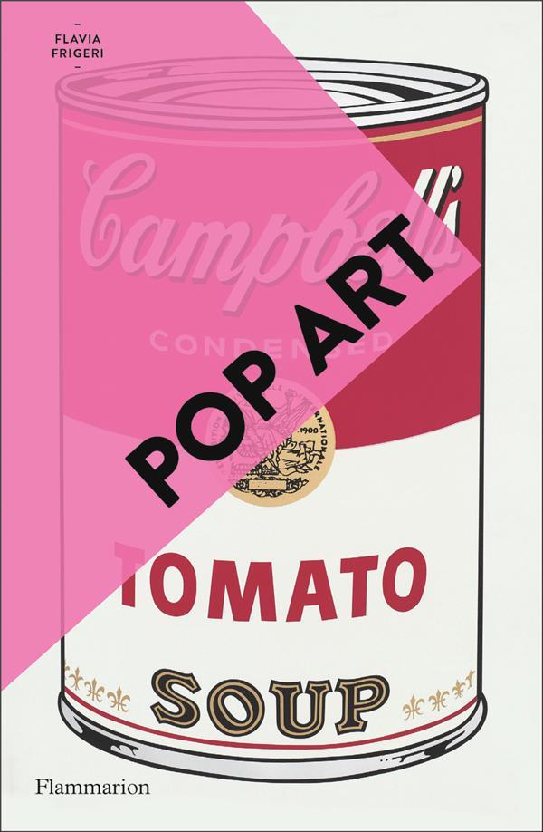 POP ART FRIGERI FLAVIA FLAMMARION