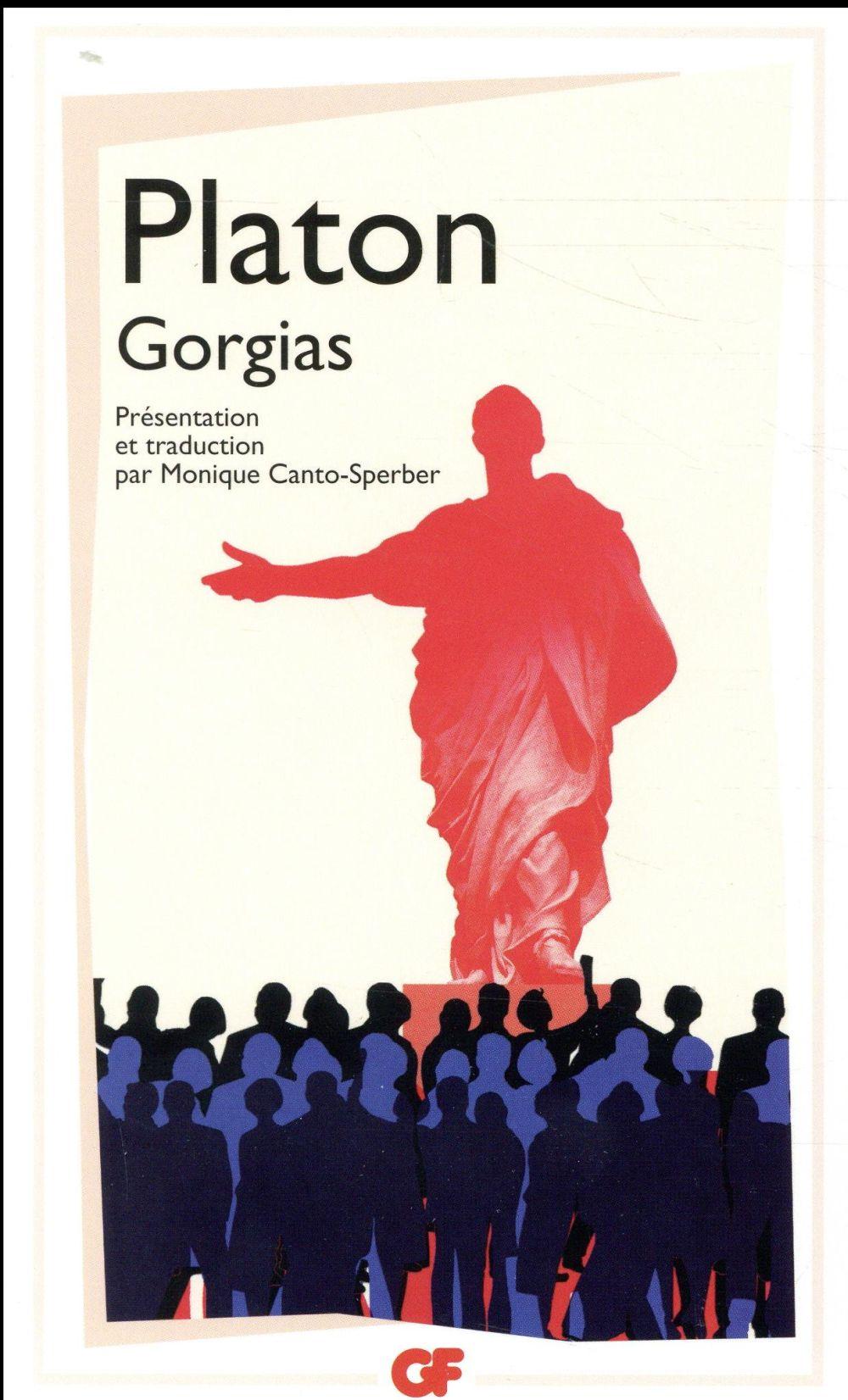 GORGIAS PLATON FLAMMARION