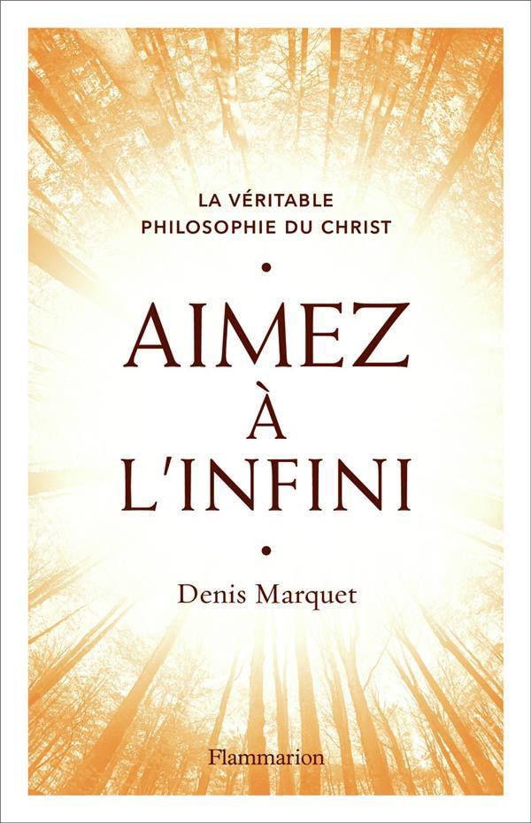 AIMEZ A L-INFINI MARQUET DENIS FLAMMARION