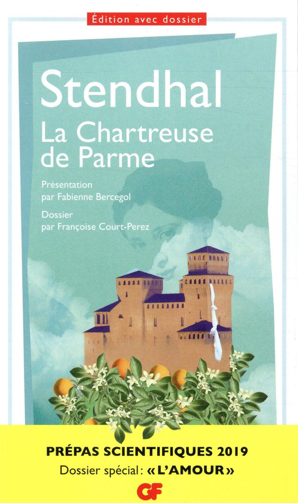 LA CHARTREUSE DE PARME STENDHAL FLAMMARION