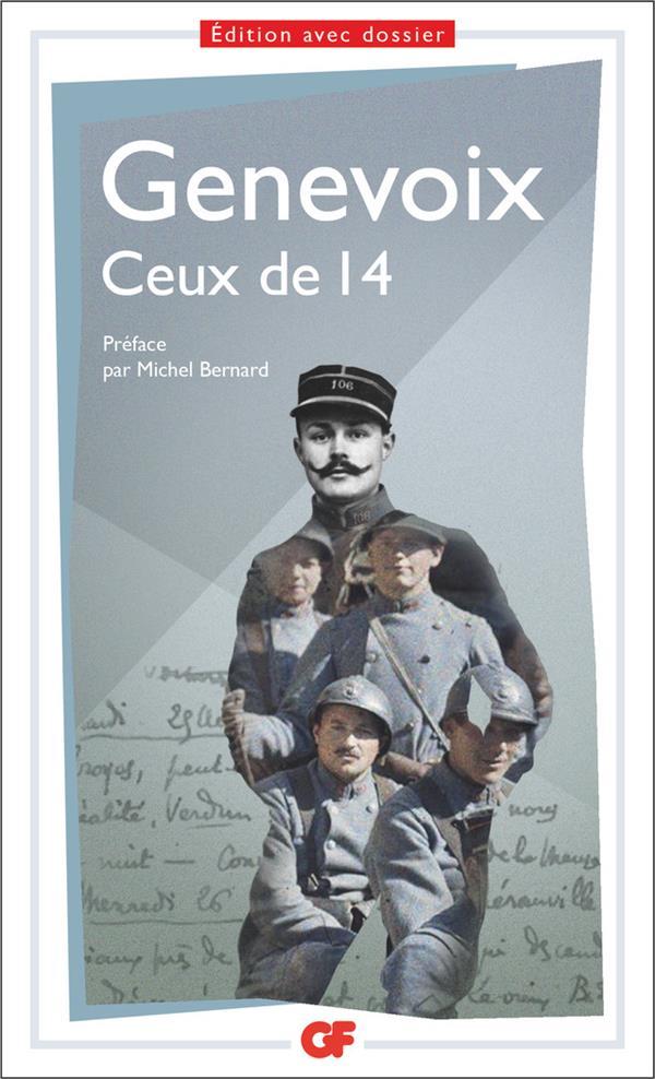 - CEUX DE 14