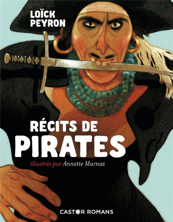 RECITS DE PIRATES