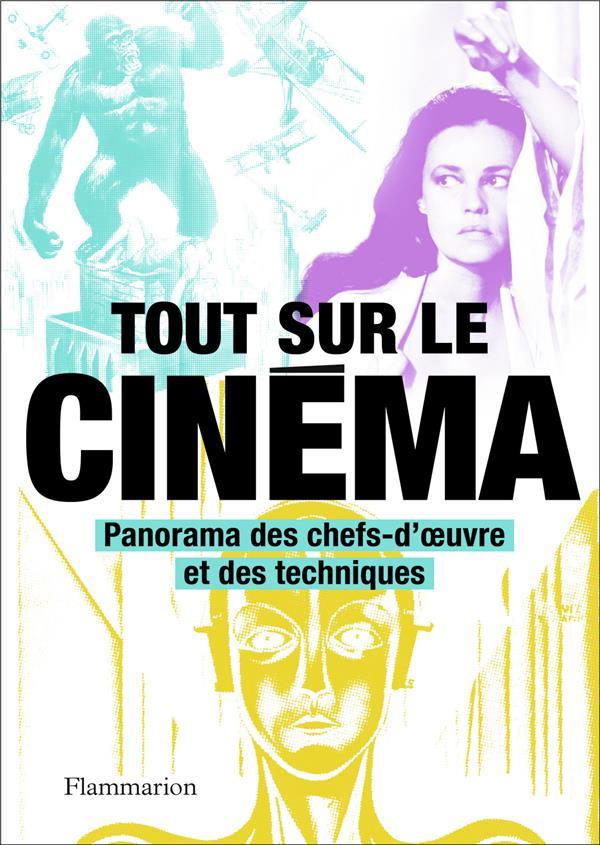 TOUT SUR LE CINEMA  -  PANORAMA DES CHEFS-D'OEUVRE ET DES TECHNIQUES PHILIP KEMP FLAMMARION
