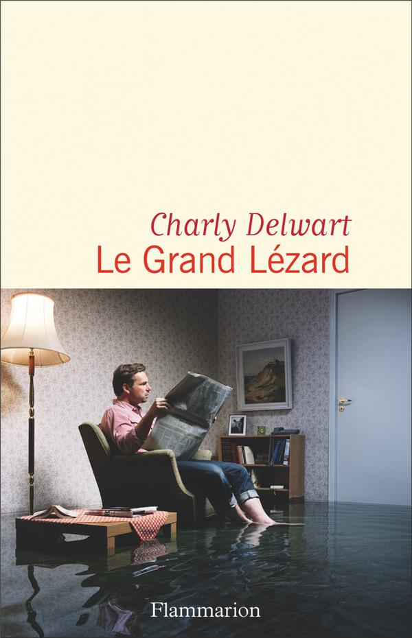 LE GRAND LEZARD DELWART CHARLY FLAMMARION