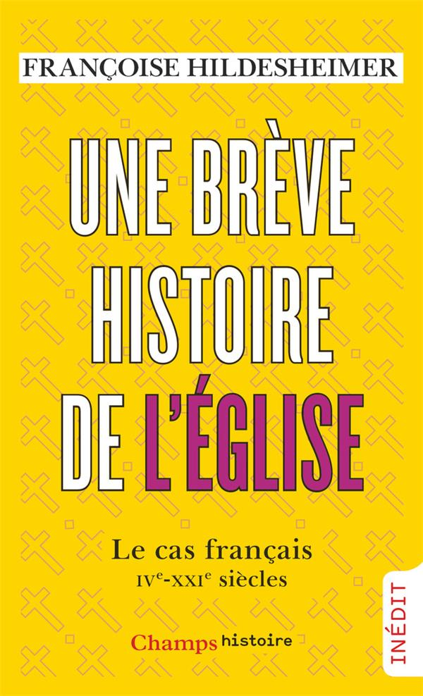 UNE BREVE HISTOIRE DE L-EGLISE HILDESHEIMER F. FLAMMARION