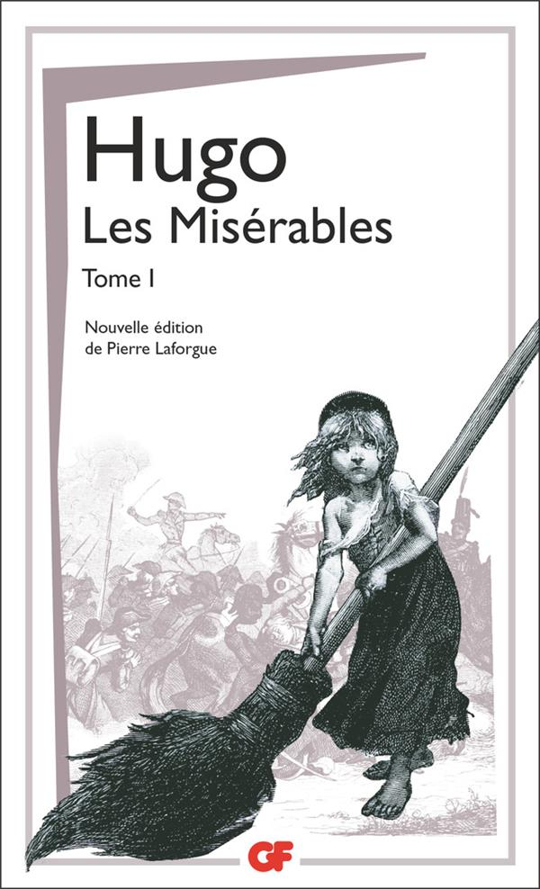 LES MISERABLES T.1 HUGO VICTOR FLAMMARION