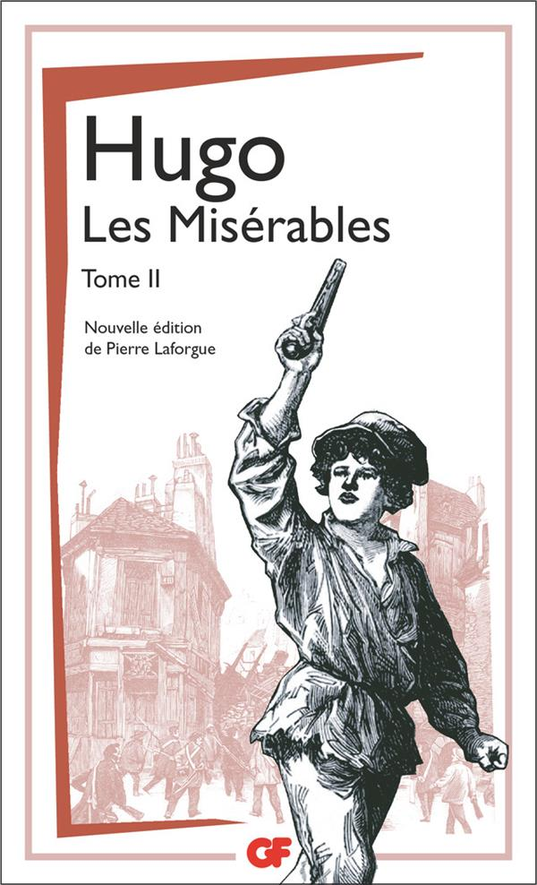 LES MISERABLES HUGO VICTOR FLAMMARION