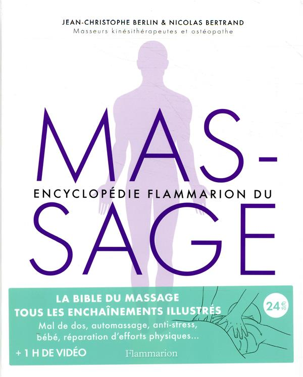 ENCYCLOPEDIE FLAMMARION DU MASSAGE BERLIN, JEAN-CHRISTOPHE  FLAMMARION