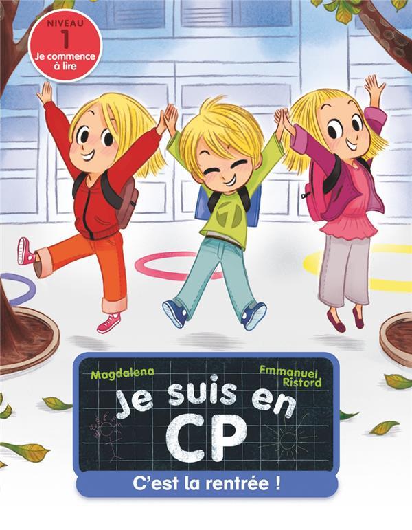JE SUIS EN CP - T01 - C-EST LA
