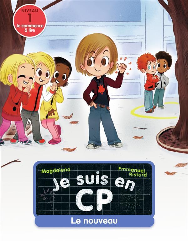 LE NOUVEAU - JE SUIS EN CP - T07  FLAMMARION