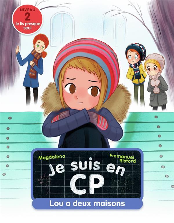 JE SUIS EN CP - T15 - LOU A DEUX MAISONS  FLAMMARION