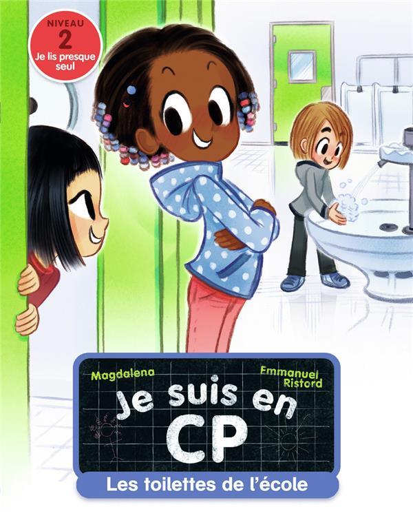 JE SUIS EN CP - T18 - LES TOILETTES DE L'ECOLE  FLAMMARION