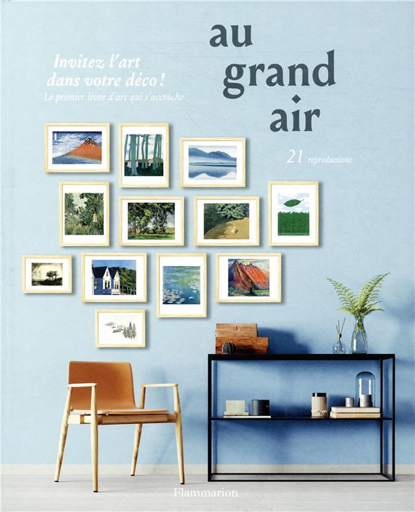 AU GRAND AIR - INVITEZ L-ART D COLLECTIF FLAMMARION