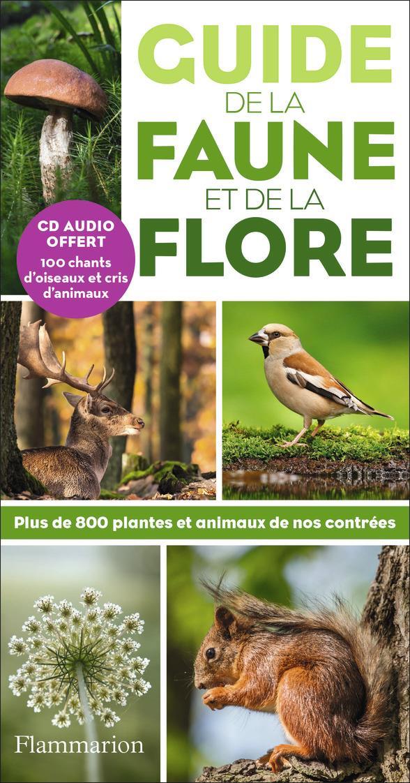 GUIDE DE LA FAUNE ET DE LA FLORE HANDEL/ZIMMER FLAMMARION