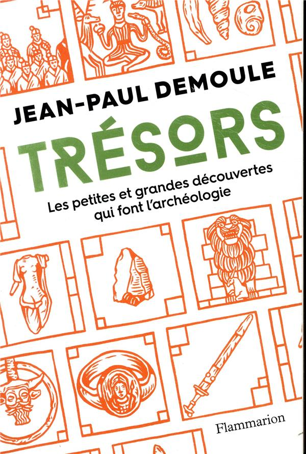 TRESORS - LES PETITES ET GRAND DEMOULE/JOUMARD FLAMMARION