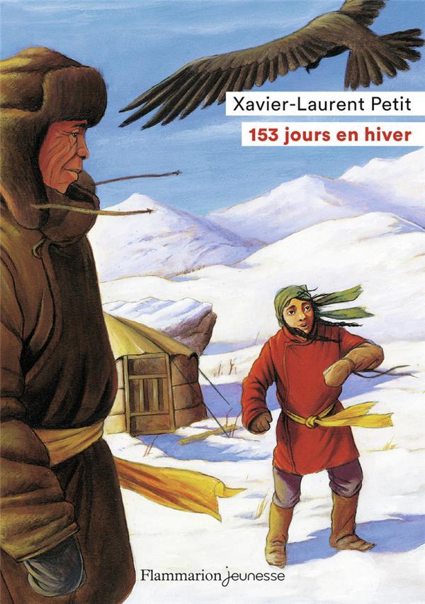 153 JOURS EN HIVER PETIT/BOURRIERES FLAMMARION