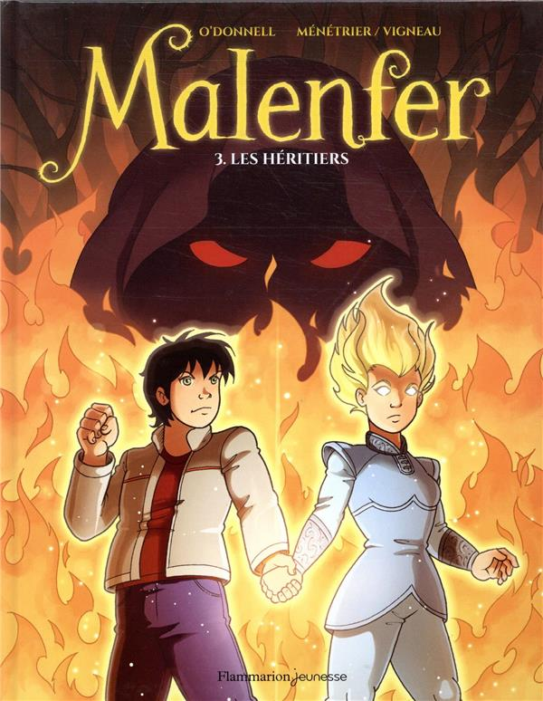 - MALENFER T.3  -  LES HERITIERS