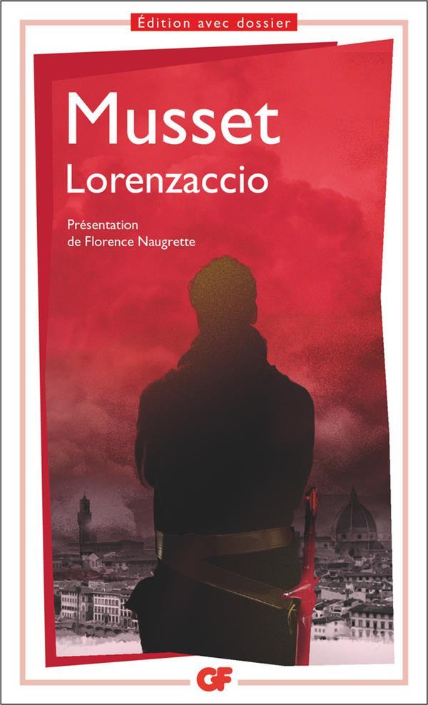 LORENZACCIO MUSSET ALFRED DE FLAMMARION