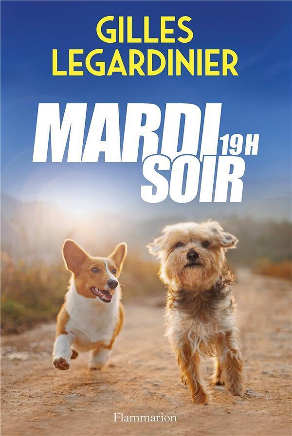 MARDI SOIR, 19H LEGARDINIER, GILLES FLAMMARION