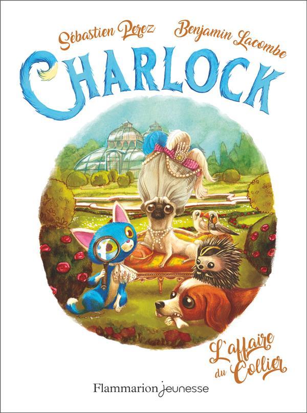 CHARLOCK T.3  -  L'AFFAIRE DU COLLIER