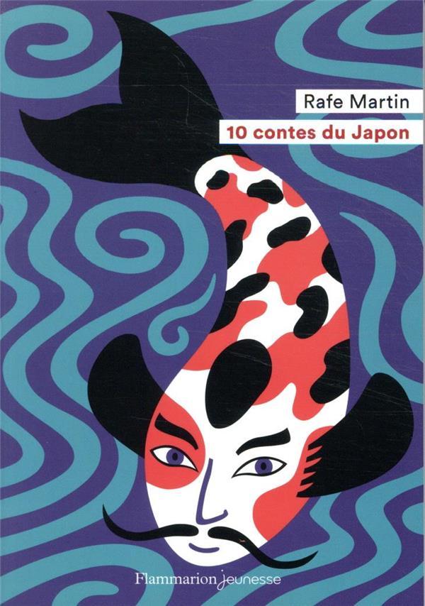 10 CONTES DU JAPON MARTIN, RAFE FLAMMARION