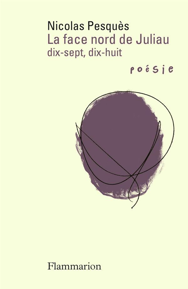 LA FACE NORD DE JULIAU  -  DIX-SEPT, DIX-HUIT