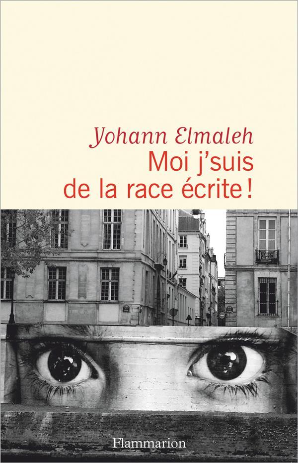 MOI J'SUIS DE LA RACE ECRITE !