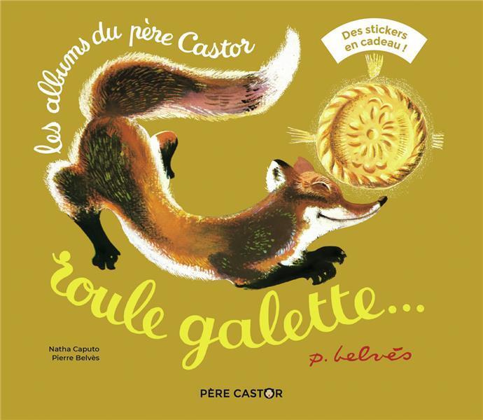 ROULE GALETTE CAPUTO/BELVES FLAMMARION