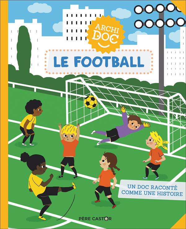 LE FOOTBALL MASSON/TREDEZ FLAMMARION