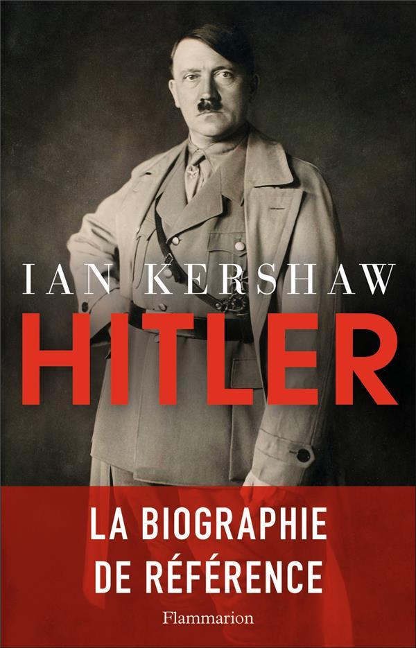 HITLER KERSHAW IAN FLAMMARION
