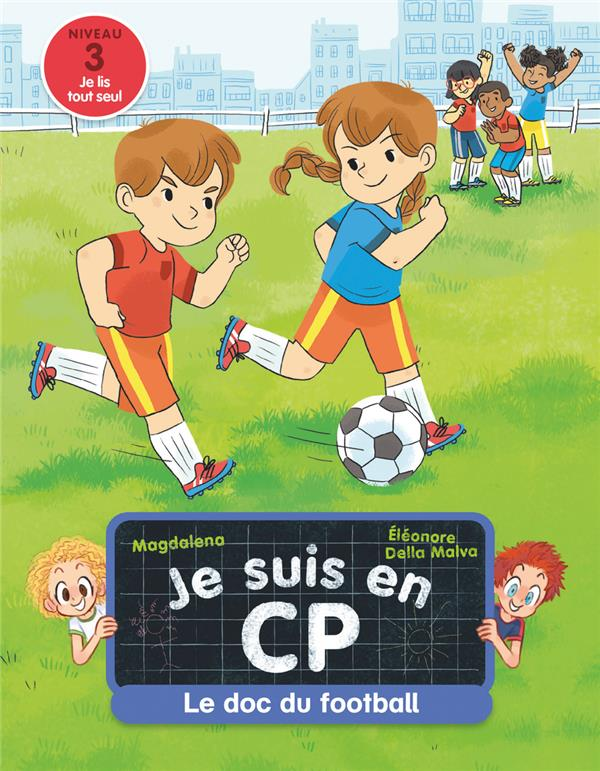 LE DOC DU FOOTBALL MAGDALENA FLAMMARION