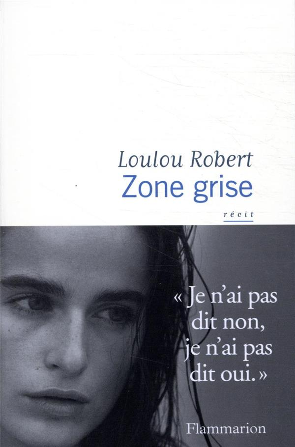 ZONE GRISE ROBERT LOULOU FLAMMARION