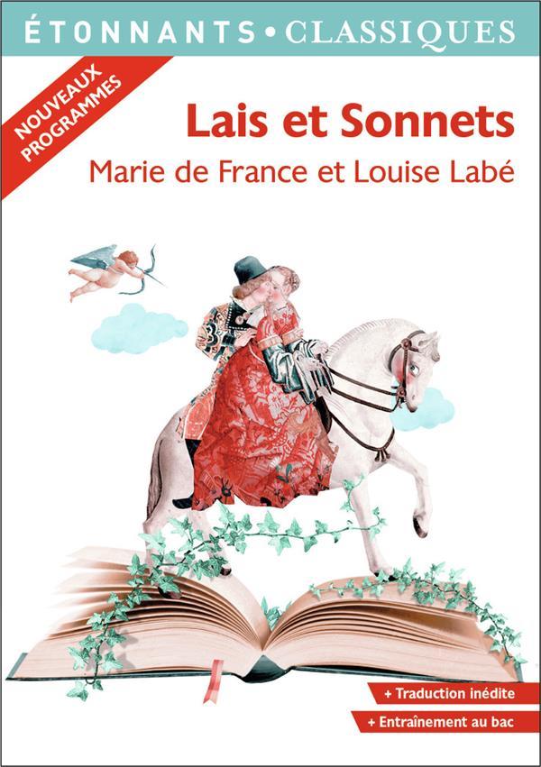 LAIS ET SONNETS LABE, MARIE DE FRANCE  FLAMMARION