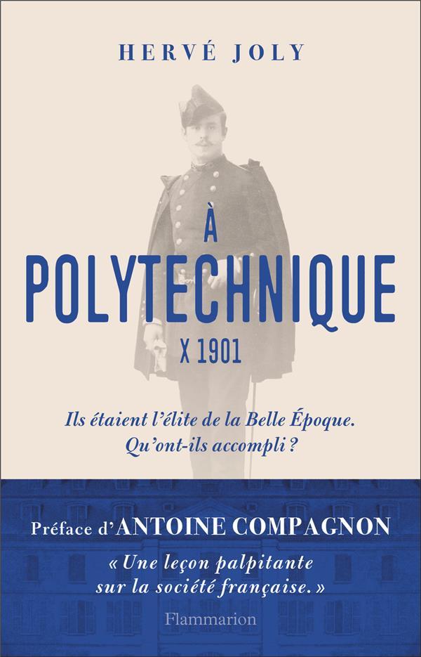 A POLYTECHNIQUE - X 1901