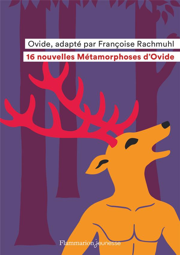 16 NOUVELLES METAMORPHOSES D-O RACHMUHL/SOCHARD FLAMMARION