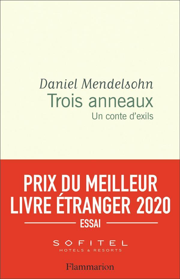 TROIS ANNEAUX  -  UN CONTE D'EXILS