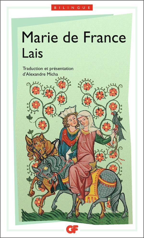 LAIS MARIE DE FRANCE FLAMMARION