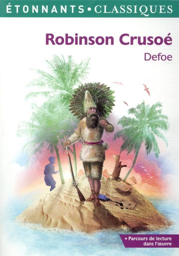 ROBINSON CRUSOE DEFOE DANIEL FLAMMARION