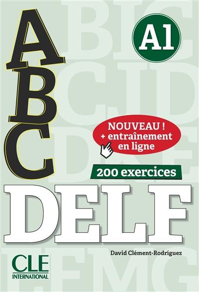 ABC DELF A1 + DVD + CORRIGES + APPLI NC