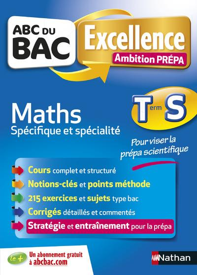 ABC EXCELLENCE - AMBITION PREPA - MATHS TERMINALE S Lixi Christian Nathan