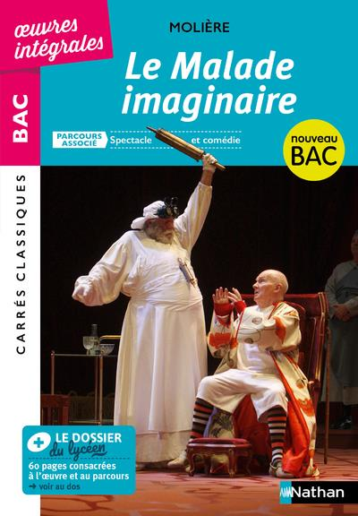 LE MALADE IMAGINAIRE : 1RE MOLIERE/RENNER CLE INTERNAT